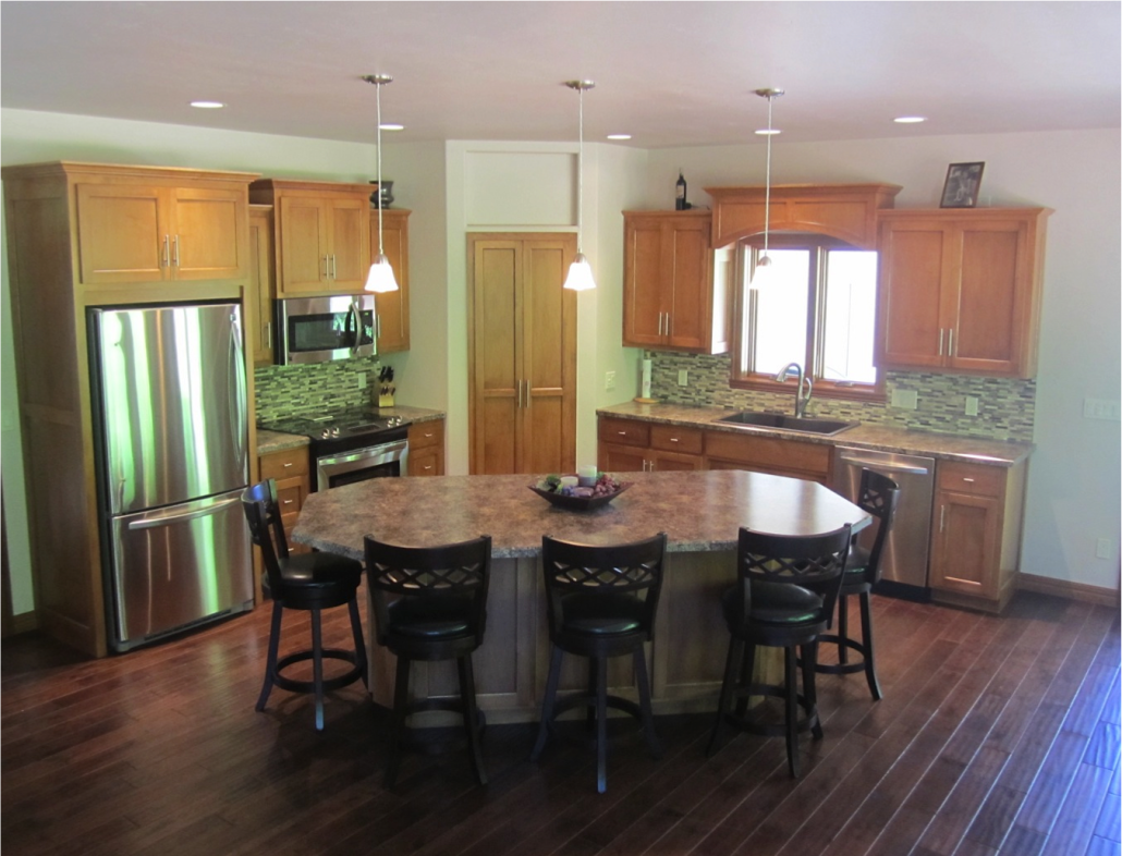 Custom Kitchen Green Bay Wi Welcome To Distinctive Cabinets