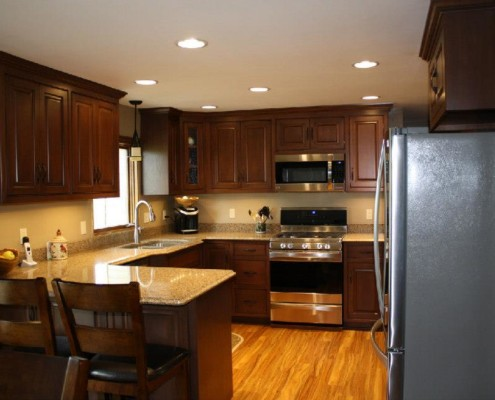 kitchen cabinets green bay