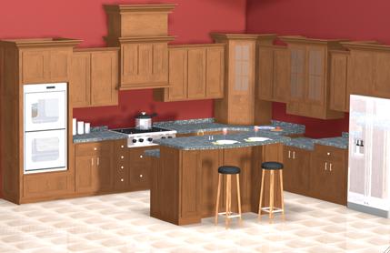 kitchen cabinets green bay
