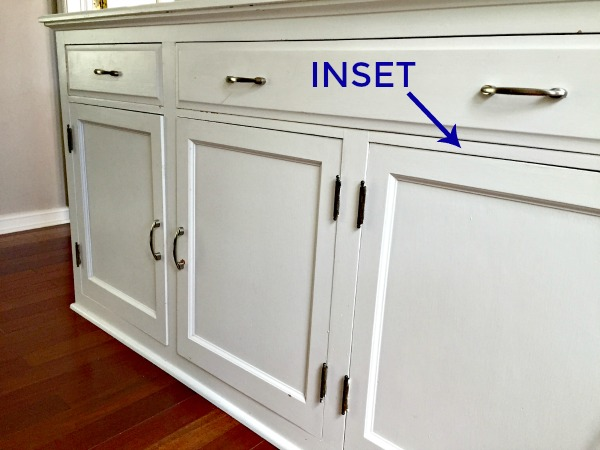 inset bathroom cabinet inset vs overlay cabinets distinctive cabinets 17858