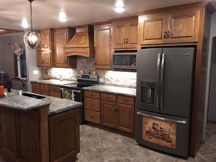 Custom Kitchen Cabinets | Green Bay