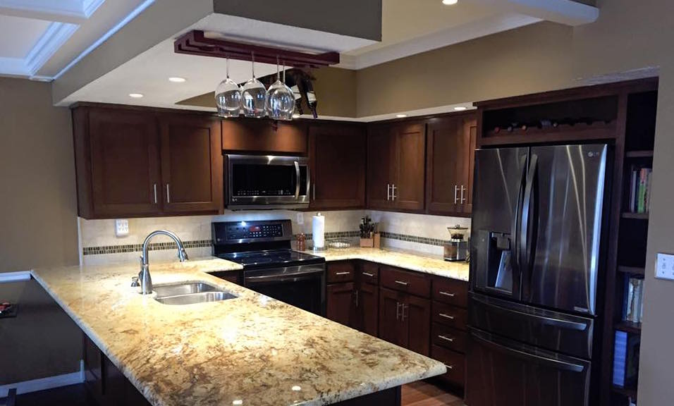 Kitchen Gallery Custom Cabinets Green Bay Wi