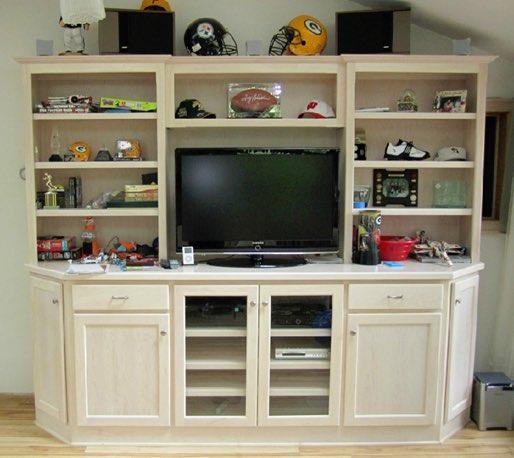 TV Stand & Storage